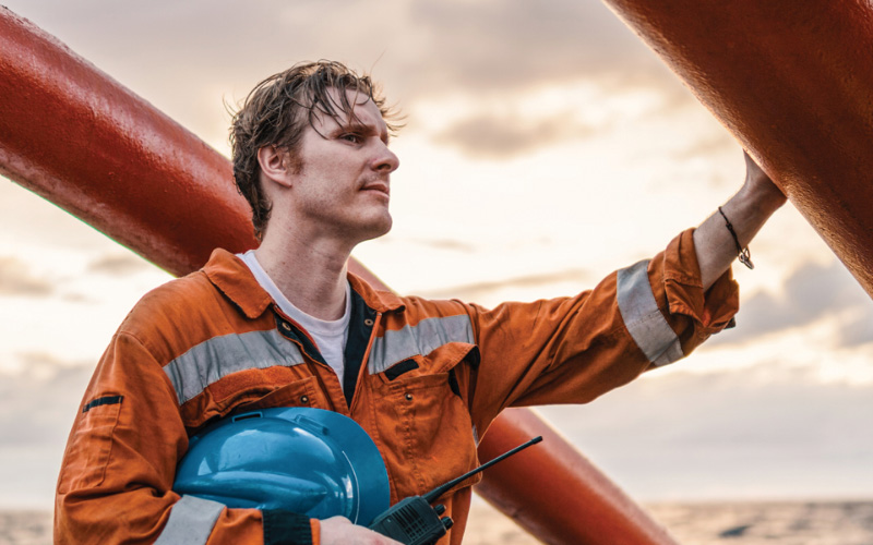Professional Mariners on a Sea of Risk