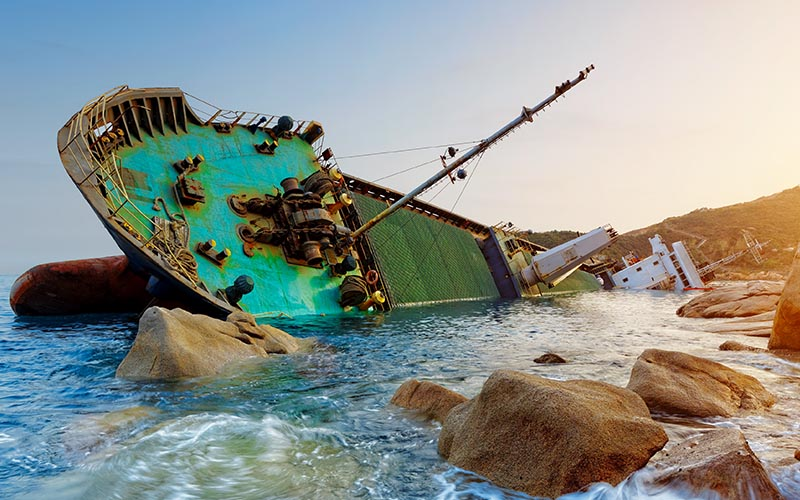 The 5 Most Shocking Maritime Disasters in History