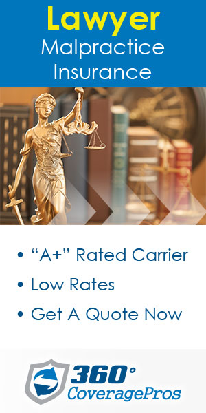 Lawyer Malpractice Insurance