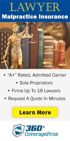 Lawyer Malpractice Insurance