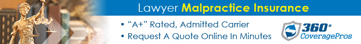 Lawyer Professional Liability Insurance
